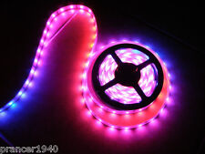 4 Roll 12V LED Crazy Lighting System - Tape Rope Chasing Lights - 65.6 feet