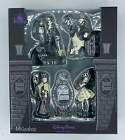 New Disney Parks 2020 Exclusive Haunted Mansion Glow in the Dark Ornament Set