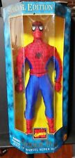 "Marvel's Special Edition Spider-Man 12"" Super Hero Action Figure-New-Toy Biz"