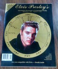Elvis Presley's Astrological Horoscope Jan 8 1935-Aug 16 1977 1994 052517 c81