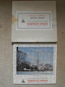 A Fine City Norwich Wooden Puzzle 100 pieces