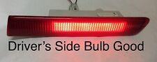 2004 - 2008 Acura TL Driver Left Side Rear Quarter Panel Light Signal Marker