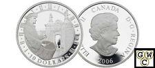 2006 Fortress of Louisbourg Prf  Silver .9999 Fine (11934) (NT) (OOAK)