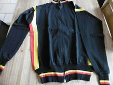 Castelli Cycling Jersey Size9 Black Made In Italy 80%Wool 20%Acrylic New