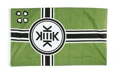 Kek Flag by ASVP Shop Kek Republic Flag Kekistan Flag for 4chan's Kekistanis