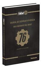 FALLOUT 76 GUIDA STRATEGICA UFFICIALE ITALIANA COLLECTOR' EDITION DA COLLEZIONE
