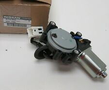 Genuine OEM Nissan 80731-7Y000 Front Driver Power Window Motor 2002-2008 Maxima