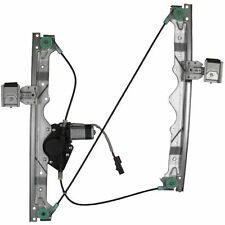Power Window Motor and Regulator Assembly Front Left fits 2005 Grand Cherokee