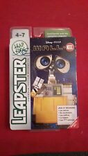 WALL . E / DISNEY PIXAR  /JEU CONSOLE TACTILE LEAPSTER LEAP FROG NEUF EMBALLE