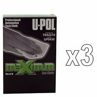 U-Pol Tack Cloths Pack 10 Rags Sticky Rag Paint Body Shop Wipe Boxed TRAG Upol