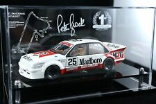 PETER BROCK VH COMMODORE SS 1983 BIANTE ACRYLIC DISPLAY CASE (CAR NOT INCLUDED)