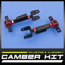New Pair Left & Right ¦ Rear Camber Kit -4.00 ~ +6.00 ¦ Free Shipping