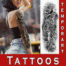 Temporary Tattoo Full Arm Sleeve Transfers Waterproof Body Art Sticker Angel
