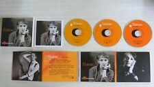 COFFRET 3 CD DIGIPACK BEST OF BARBARA 50 TITRES 2007 LES PLUS BELLES CHANSONS