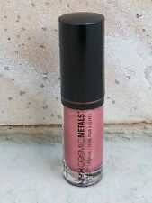 NYX Cosmic Metals Cream Lipstick 0.05oz Metallic Lip Color Crystalized Rose