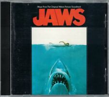 Jaws John WILLIAMS OST bande sonore le requin AAD CD Steven Spielberg mca 1975