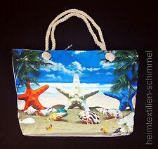 Badetasche Strandtasche Tragetasche Einkaufstasche Tasche Cityshopper MARITIM