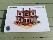 Bricklink Celebrating 60 years of the Lego brick Wild West Saloon numbered new