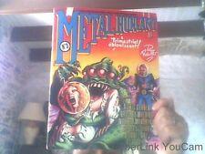 Metal Hurlant numero 3