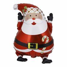 Christmas Foil Balloon Santa Claus Shaped Fun Toys Party Wedding Decor New Year