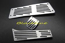 For 08~13 BMW RHD E90 E92 E93 M3 M DCT Auto AT Aluminum Pedal Pedals Set 3pcs
