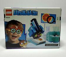 LEGO 40314 2018 Unikitty Dr Fox Magnifying Machine Unikingdom Laboratory, sealed