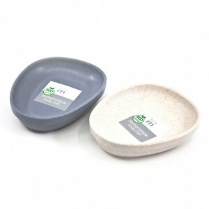 Eco Friendly Biodegradable Soap Dish/Tray or Stone Colour ONE picked at random