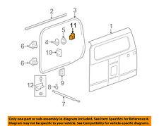 GM OEM-Door Jamb Interior Dome Light Switch 15905665