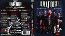 Halford ‎– Resurrection World Tour - Live At Rock In Rio III w/ promo sampler