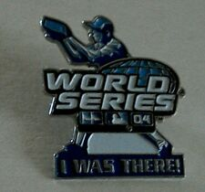 WORLD SERIES 04 I WAS THERE ! PIN PINBACK