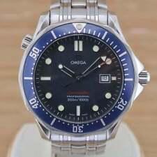 Omega Seamaster Quartz (Battery) Analog Wristwatches