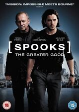 Spooks The Greater Good DVD FREE SHIPPING