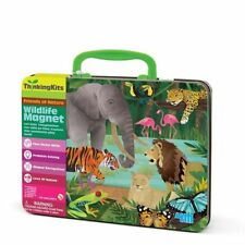 ThinkingKits - Wildtiere Magnete