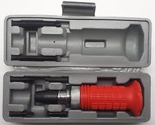 Impact Screwdriver Set With Case Driver Rusted Screw