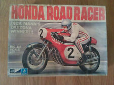 Vintage 1/8 Scale MPC Honda Road Racer Cycle Kit