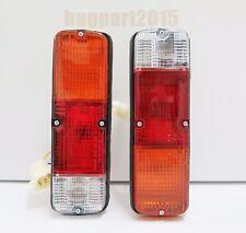 LH+RH REAR TAIL LIGHT LAMP PAIR FOR TOYOTA LAND CRUISER 40 SERIES FJ45 HJ45 FJ40