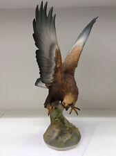 Hutschenreuther Porzellan figur , Traumhafter Vogel, Adler 45 cm