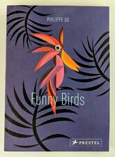 Funny Birds Pop Up Book by Philippe UG (2013, Hardcover) 2013