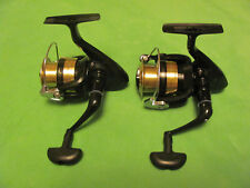 2 DAIWA D-SHOCK 2500B SPINNING REELS NEW OFF COMBO NO RESERVE.