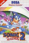 ## Sonic The Hedgehog 2 - SEGA Master System / MS Spiel - TOP ##
