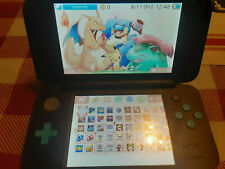 NEW NINTENDO 2DS XL ( 3DS ) 300+ Games & DLC W/ 128GB  Game List In Description