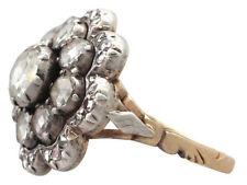 Diamond Cluster Fine Rings