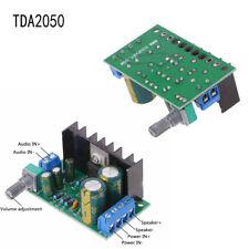 TDA2050 Mono Audio Power Amplifier Board Module DC 12-24V 5W-120W 1-Channel HOT