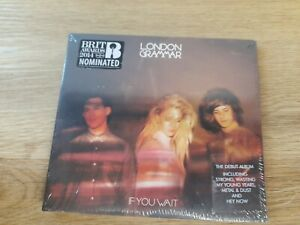 LONDON GRAMMAR IF YOU WAIT CD ALBUM