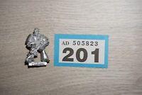 Rogue Trader Warhammer 40k Space Marine Brother Harris - OOP Metal LOT 201