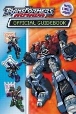 Transformers Armada Official Guide Book: Facts, Stats and More! Teitelbaum, Mic
