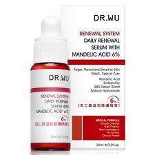 Dr.Wu Daily Renewal Serum With Mandelic Acid 6% 15ml Plus Acne Oily Skin Serum