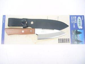 Joylife Japanese Knife By Kai Kershaw Co Multi Purpose Spyderco +FIne edge Wood