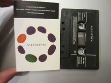 SOUNDTRACK '88 canadian cassette SALVATION! Tape w/ NEW ORDER / CABARET VOLTAIRE