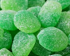 Sour Patch Green Apple 5 POUND Bulk Chewy Gummy Candy FREE SHIPPING